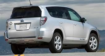 Electric Car Toyota Rav4 Toyota Rav4 Ev Pros And Cons Electric Car Reviews