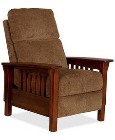 mission style recliner fabric leather recliner chair leather recliner and recliner