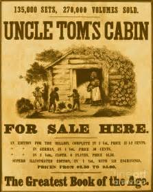 toms cabin poster by photo researchers