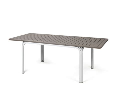 Extendable Patio Dining Table Alloro 140 Extendable Outdoor Dining Table Bydezign Nz Ltd