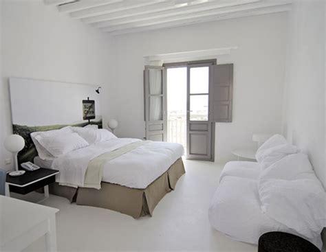 imagenes completamente blancas habitaciones juveniles blancas