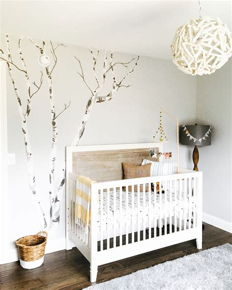 Rustic Chic Woodland Nursery Project Nursery Rustic Nursery Decor