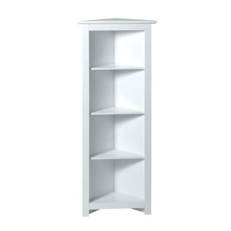 White Wood Corner Shelf by Bathroom Delightful Furniture For Bathroom Design And