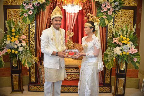 Wedding Organizer Adat Palembang by Pernikahan Adat Palembang Icha Dan Aga The Wedding The