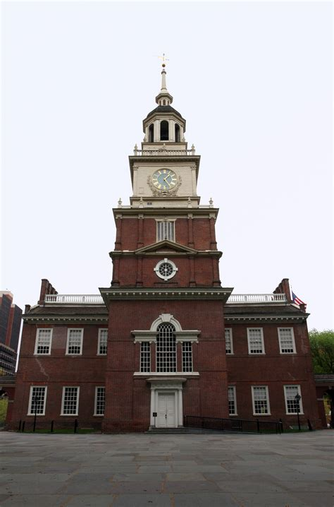 Independence In Philadelphia Pennsylvania by Liberty Bell Tolls To Announce Declaration Of Independence