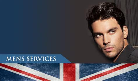 mens hair salon services london hair salon