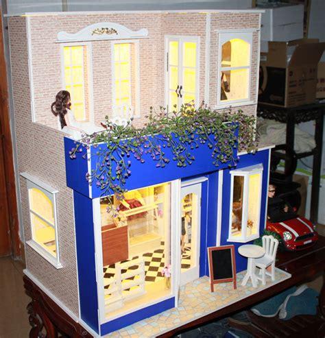 pullip doll house doll house room box coffe shop 1 6 pullip blythe momoko