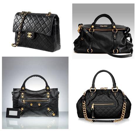 Fossil Preloved Handbag 03 black handbags with gold hardware handbags 2018