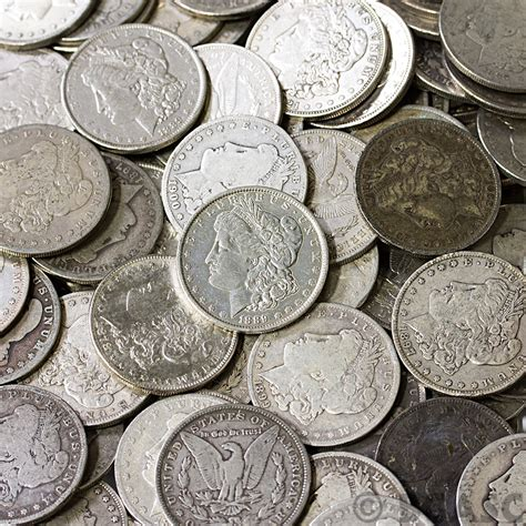 le culle pi禮 buy silver dollars 100 coin bag 90 silver coins