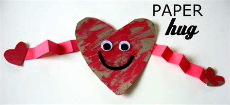 Paper Valentines Crafts - 25 easy s day crafts and activities for