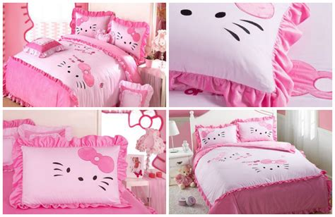 hello kitty toddler bedroom set home design bakero hello kitty bedroom wallpaper