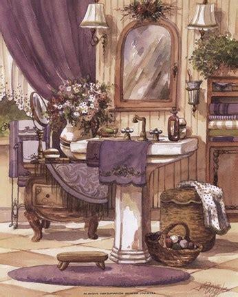 victorian bathroom ii fine art print  jerianne van dijk