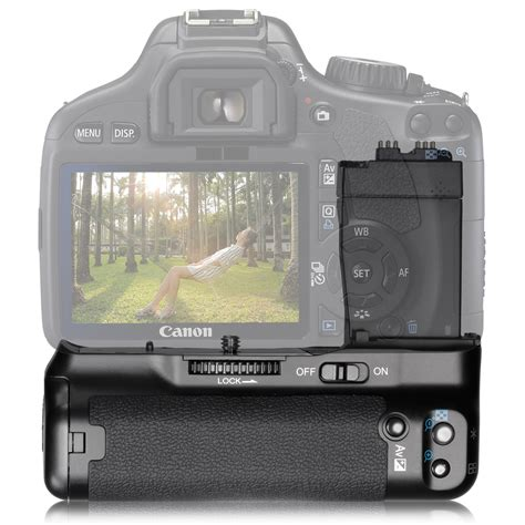 Kamera Canon 700d Vs 600d neewer batteriegriff mit fernbedienung f 252 r canon eos 550d 600d 700d dslr kamera ebay