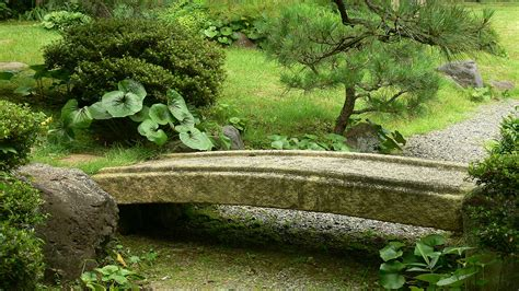 Desktop Rock Garden Japanese Garden Photos Hd