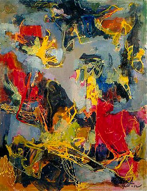 abstract expressionism world of marika herskovic