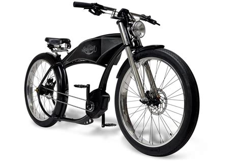 E Bike Cruiser by Https Www Luxury Gadgets De De The Ruffian Cruiser E