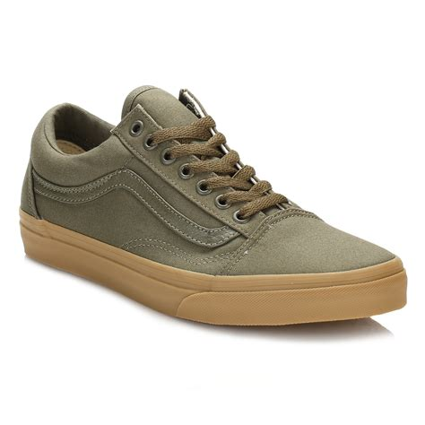 New Sepatu Vans Skool Green Gum Premium Quality Waffle Dt Kece vans shoes ebay autos post