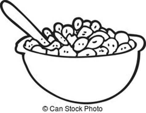 bowl of rice black white line art tatoo tattoo cereal clipart black and white pencil and in color