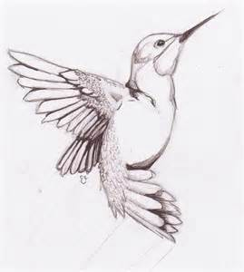 humming bird sketch by chibikitty343 on deviantart