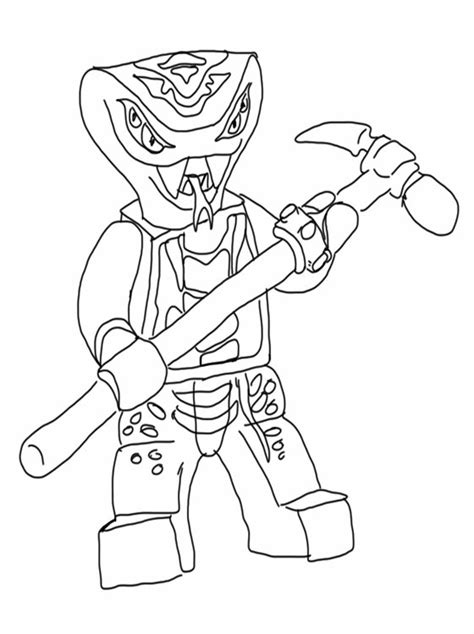 free coloring pages of ninjago master chen