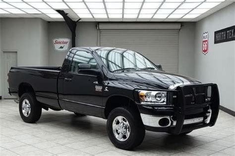 how petrol cars work 2008 dodge ram navigation system purchase used 2008 dodge ram 2500 diesel 4x4 regular cab long bed slt infinity in mansfield