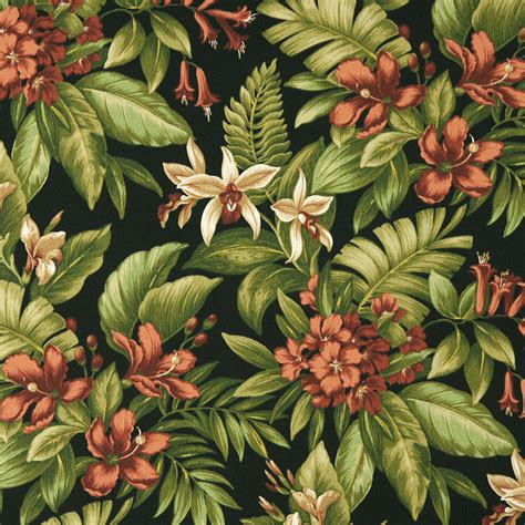 Tropical Upholstery Fabric Designs by E306 Outdoor Fabric Tropical Outdoor Fabric