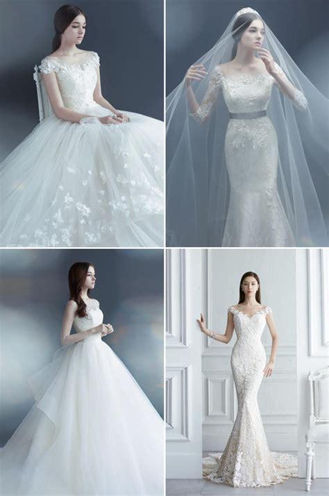 Korea Brand Dress dreamy sophistication top 10 korean wedding dress brands