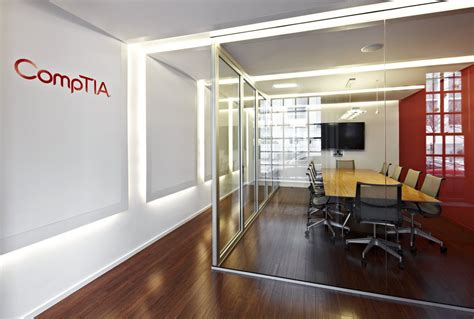 Movable Walls by Office Trends Modern Conference Room Enclosed With Moving