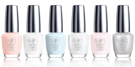 Opi Mini Soft Shades 2015 opi infinite shine softshades collection nitrolicious