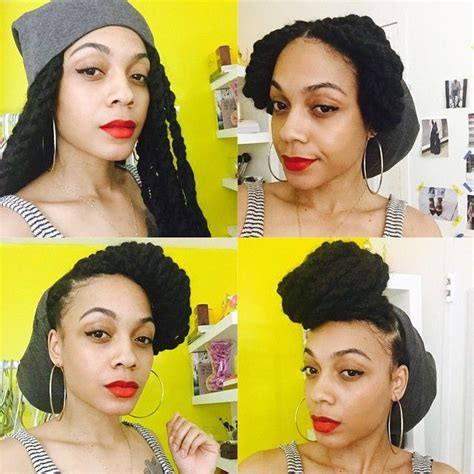 marley hairstyles crotches 1000 ideas about marley twist styles on pinterest