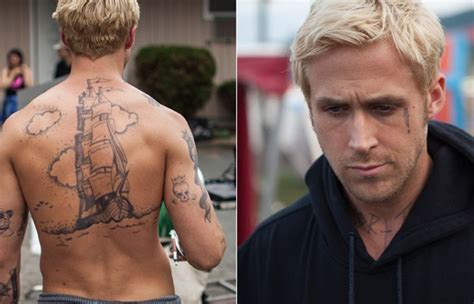 place beyond the pines tattoos pine the pines and pine on