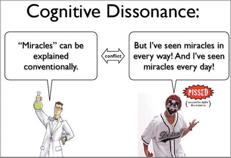 cognitive biography definition cognitive dissonance theory for juggalos boing boing