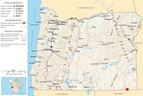 map of oregon nevada border what s your state s outpost page 3 skyscraperpage forum