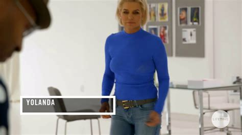 A Model With Yolanda Hadid