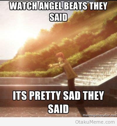 Angel Meme - angel beats memes anime amino