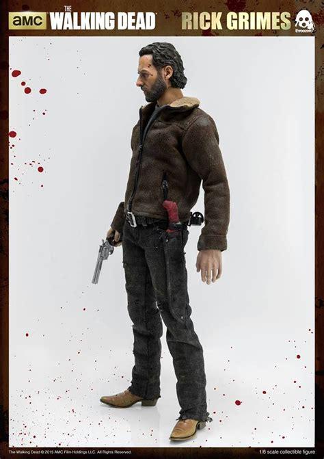 Rick Grimes Walking Dead Belt Set the walking dead threezero rick grimes figure reveal price and pre order thehdroom