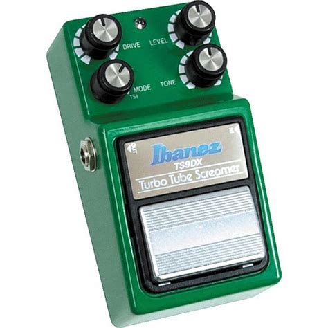 Harga Turbo Overdrive jual ibanez turbo screamer guitar stompbox effect