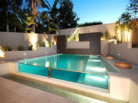 glas pool water features brisbane norfolk pools
