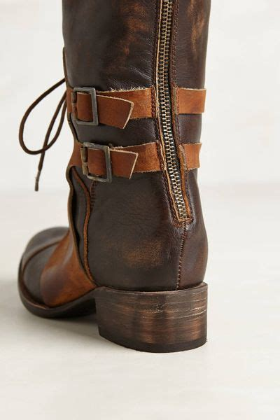 thoroughbred boots freebird by steven thoroughbred boots in brown brown