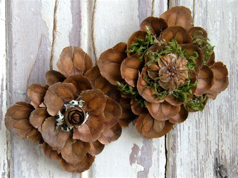 pine cone crafts pine cone craft nature s and crafts from nature