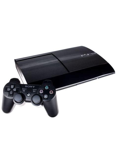 Sony Playstation 3 Slim Refurbished Hdd 120gb Cfw uk used sony playstation 3 slim