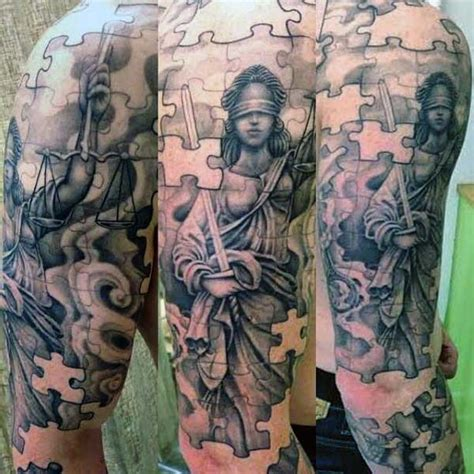 tattoo ideas jigsaw 28 puzzle tattoos for sleeve