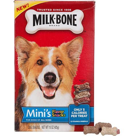 are milk bones for dogs milk bone mini s flavor snacks treats petco