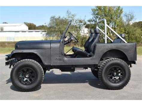suv jeep black jeep cj5 for sale used cars on buysellsearch
