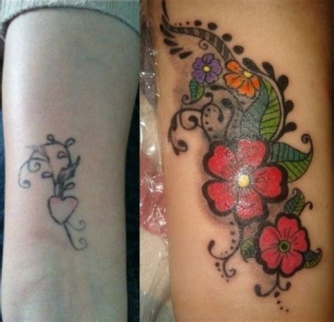 cover up name tattoos on wrist cover up shoulder