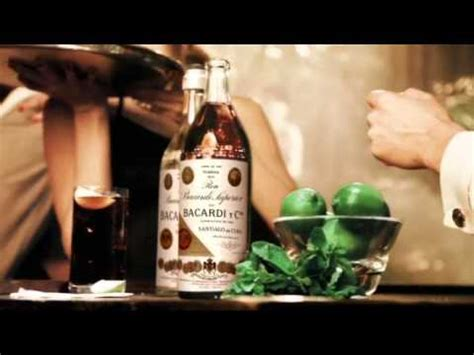 chambermaid swing commercial fun with bacardi circa 1957 commercial society