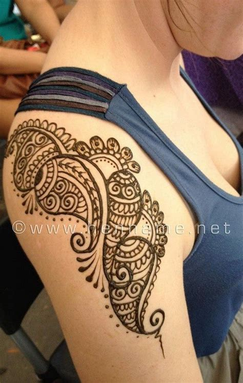 henna tattoo designs shoulder and arm stunning shoulder henna ideas