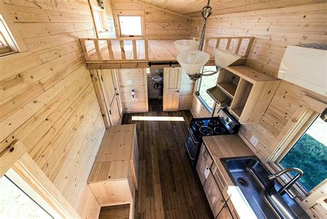 tumbleweed tiny house interior roanoke by tumbleweed tiny house company tiny living