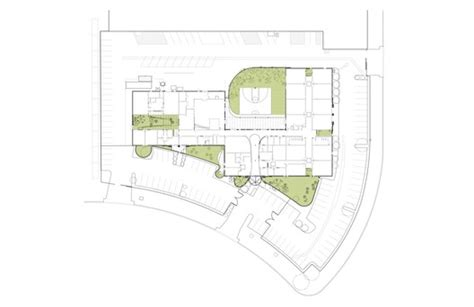 site plan studio 0202 desiderata alternative high school jones studio archdaily