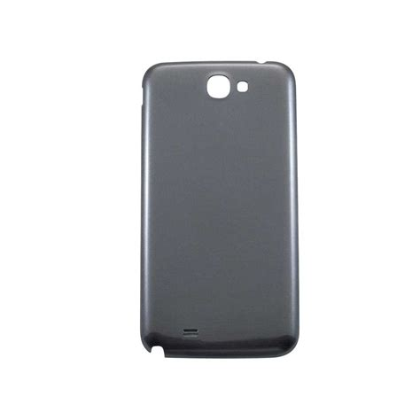 Back Cover Samsung Galaxy Note 2 galaxy note ii titanium gray back battery cover generic